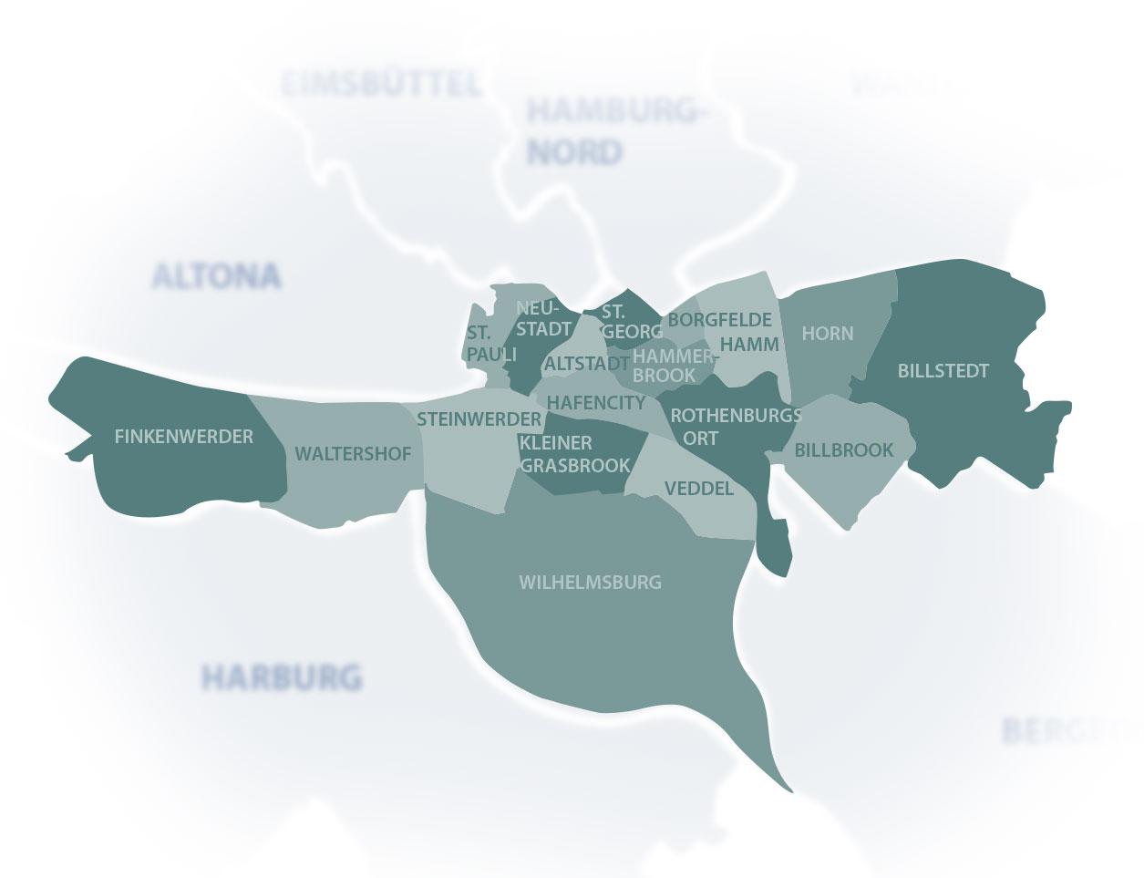 Bezirk Hamburg-Mitte