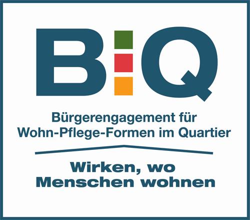 BIQ Bürgerengagement für Wohn-Pflege-Formen im Quartier. Wirken, wo Menschen wohnen